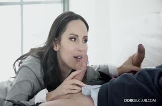 Горячие красотки наслаждаются грубым сексом №2661